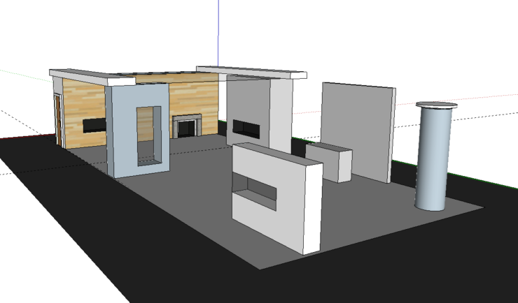 Trade Show Booth Layout : Designing a trade show booth virtual tour european home
