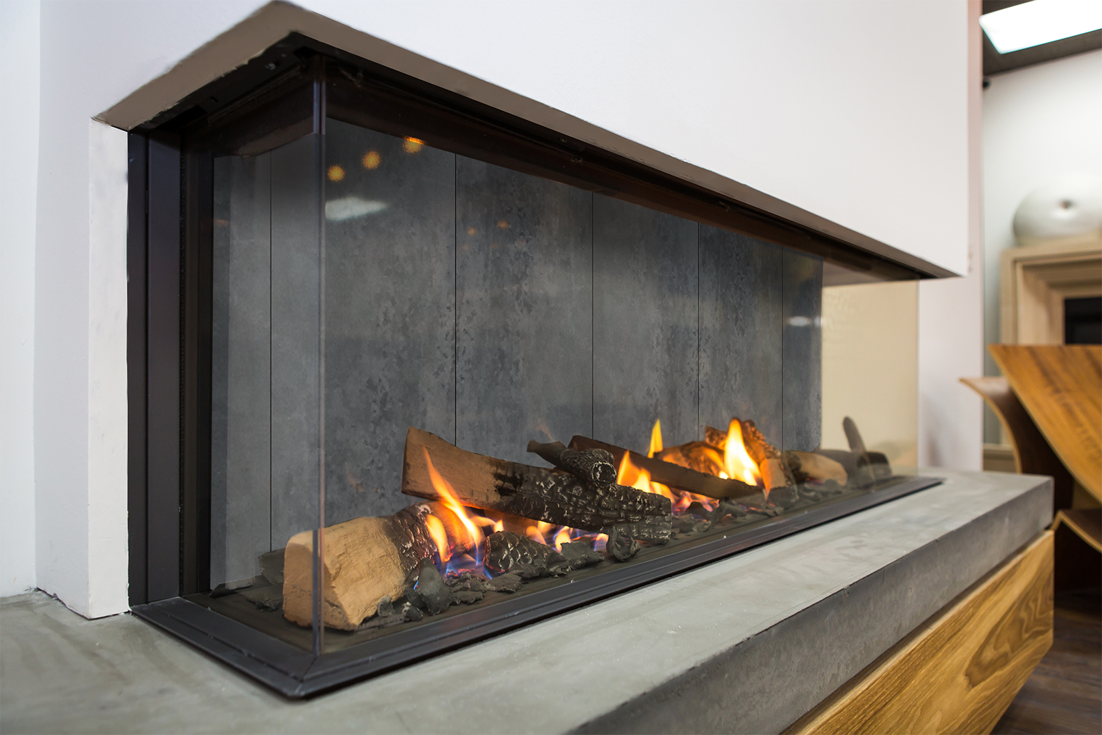 direct vent fireplace trisore140 element4 natural gas fireplace liquid propane fireplace modern fireplace modern design contemporary - Modern Fireplace Design Ideas
