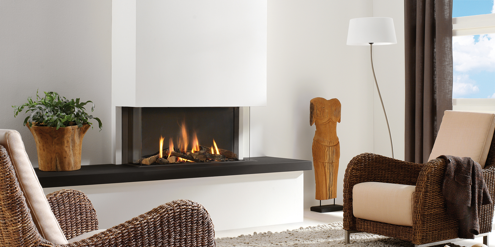 fireplace contemporary insert with gas a en fireplaces products modern regency